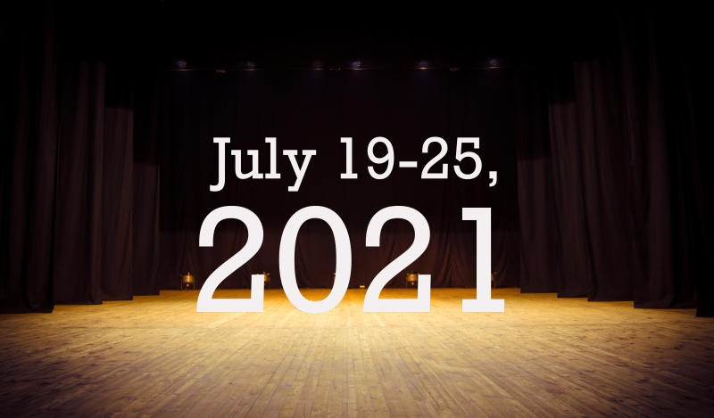 Virtual Theatre This Week: July 19-25, 2021- with First Date, Next on Stage: Dance Edition, and More!
