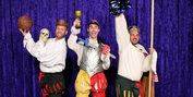 Cortland Rep Presents THE COMPLETE WORKS OF WILLIAM SHAKESPEARE ABRIDGED Photo