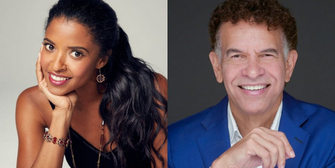 Renée Elise Goldsberry and Brian Stokes Mitchell Will Perform as Part of Broadway in the P Photo