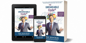Tony Jeton Selimi Releases New Book THE UNFAKEABLE CODE Photo