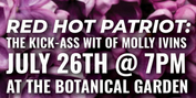 Boise Contemporary Theater Will Host Reading of RED HOT PATRIOT: The Kick-Ass Wit of Molly Photo