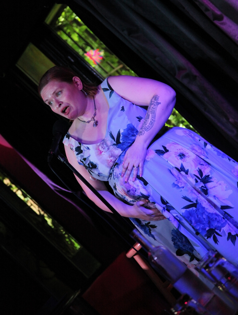 BWW Review: With Her SHOW OF DARES At Pangea, Becca Kidwell Is Better And Bolder Than Ever Before