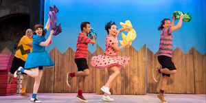 BWW Review: YOU'RE A GOOD MAN, CHARLIE BROWN at South Coast Rep Photo