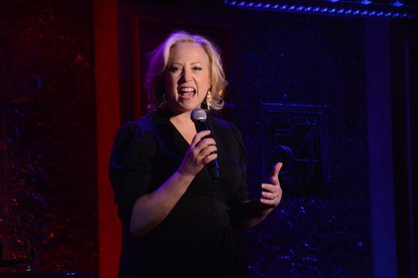 Photos: Sally Wilfert HOW DID I GET HERE? at Feinstein's/54 Below