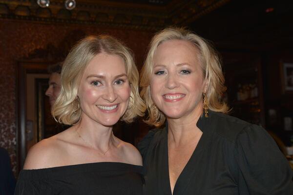 Heather Botts and Sally Wilfert Photo