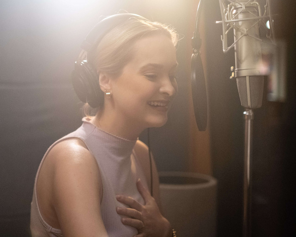Photos: In the Studio with Alice Ripley Recording KALEVALA THE MUSICAL