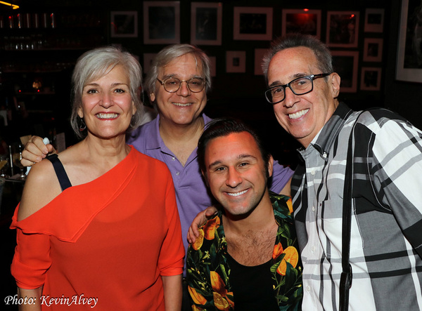 Photos: JIM CARUSO'S CAST PARTY Welcomes Cast Members Of SPEAKEASY