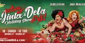 BenDeLaCreme Announces International Tour THE RETURN OF THE JINKX & DELA HOLIDAY SHOW, LIV Photo