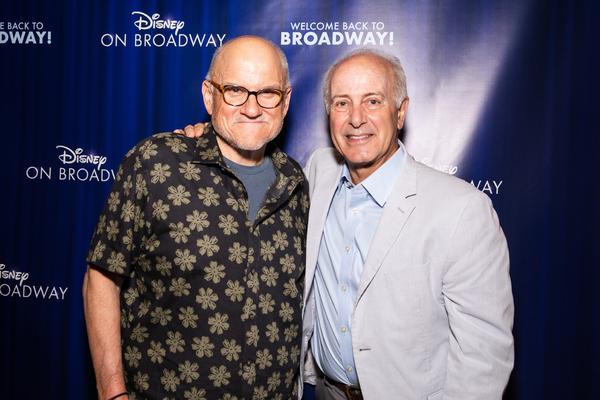 Lee Perlman and Joseph Benincasa Photo
