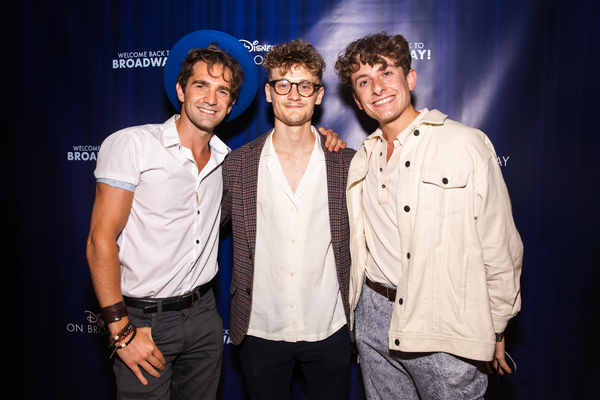 Dan Deluca, Ben Cook, and Josh Burrage Photo