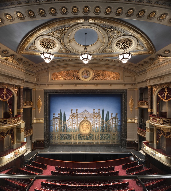 Photos: Andrew Lloyd Webber Reopens Theatre Royal Drury Lane After Two-Year Restoration Project