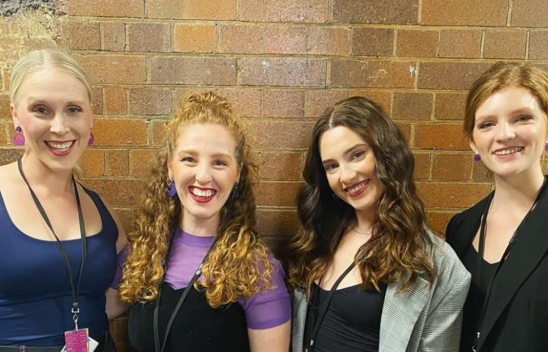 Interview   Natasha and Chloe, artistic directors of The Local Lesbians