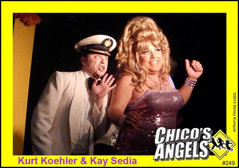 BWW Interview: CHICO'S ANGELS Kurt Koehler Always Bringing the CAMP To His ANGELS