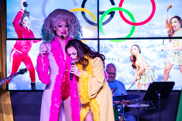 Photos: First look at District West's GRETTA AND GILDA GO TO THE OLYMPICS