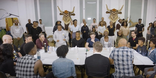 VIDEO: West End THE LION KING Returns to Rehearsal With 'Circle of Life' Photo