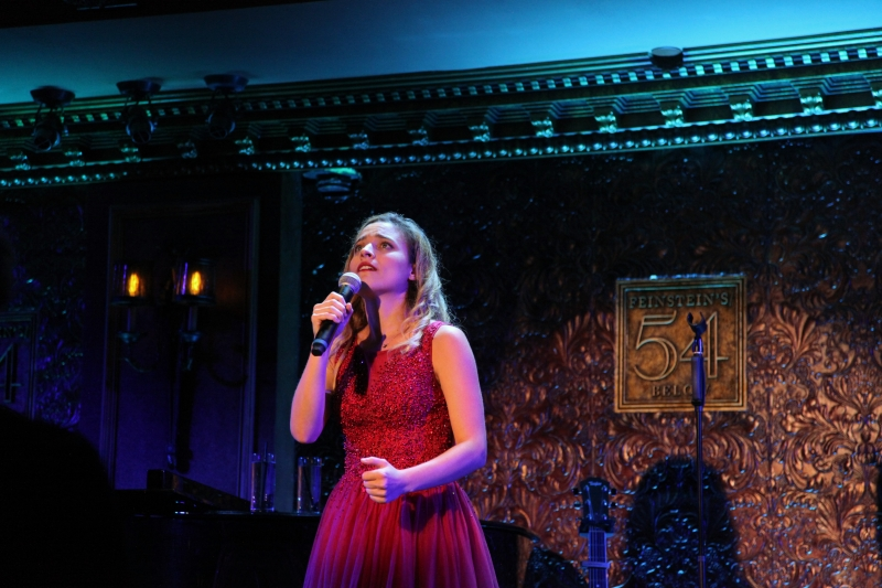 BWW Review: Broadway Princess Takes A Journey To The Past As CHRISTY ALTOMARE Makes Her Solo Cabaret Debut at Feinstein's/54Below
