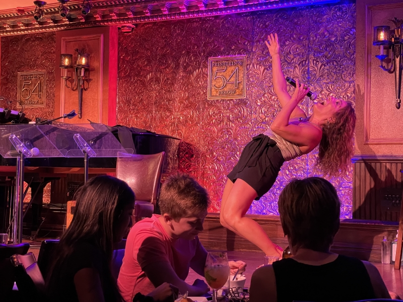 BWW Review: JOE GULLA Spins Delectable Yarns in THE BRONX QUEEN at 54 Below