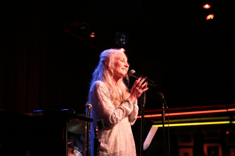 Photo Flash:  Gene Reed Captures July 27th THE LINEUP WITH SUSIE MOSHER at Birdland