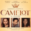 Ramin Karimloo, Lucy St. Louis, and Bradley Jaden Will Lead CAMELOT IN CONCERT at the Lon Photo