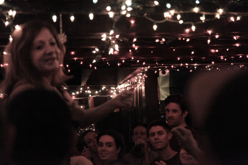 BWW Review: MARIE'S CRISIS - The Piano Bar Where, Ironically, NOBODY Is In Crisis Mode... Only Giddy And Content