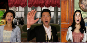 GENTLEMAN'S GUIDE Stars Perform Virtual 'I've Decided to Marry You' Video