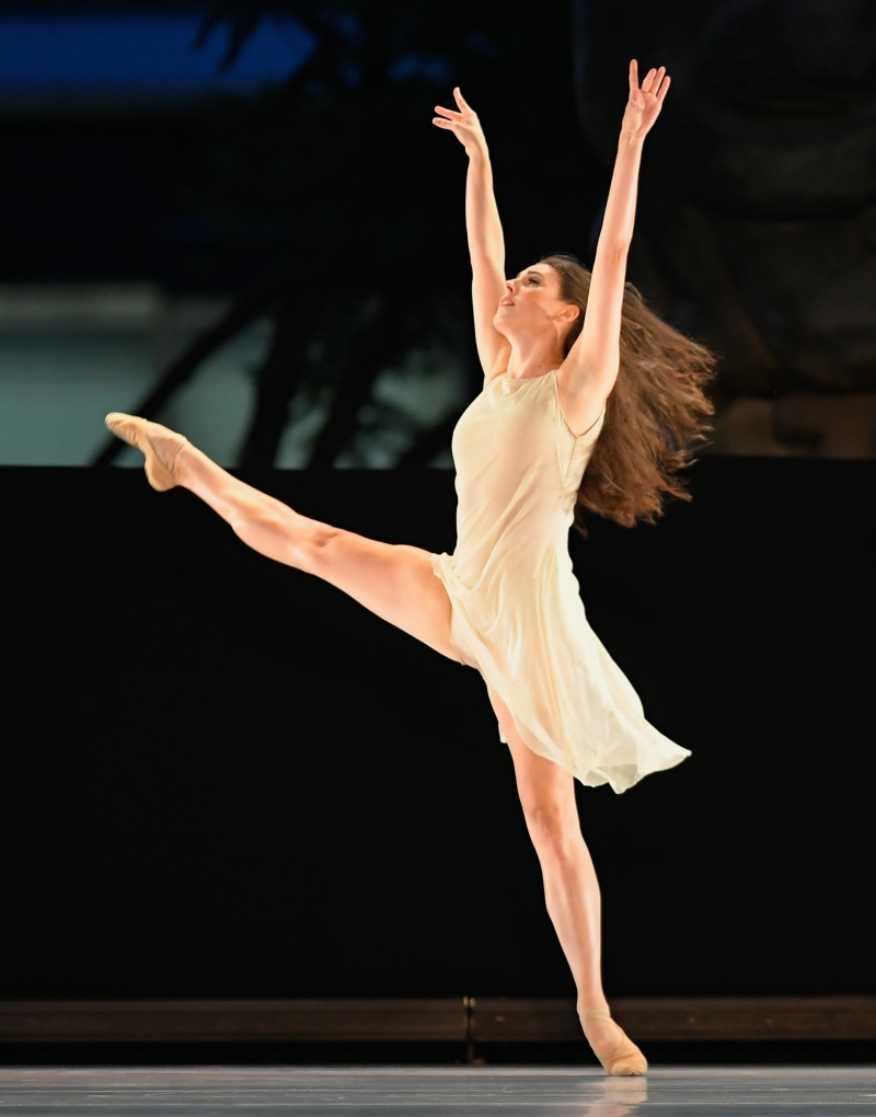 BWW Review: ALONZO KING'S LINES BALLET - EXQUISITENESS IN MOTION at The Music Center/Jerry Moss Plaza