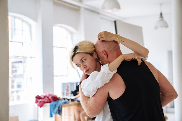 Photos: Inside Rehearsal For 2:22 - A GHOST STORY at the Noel Coward Theatre
