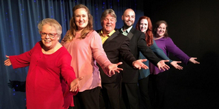 A GRAND NIGHT FOR SINGING to be Presented at The TADA Theatre Photo