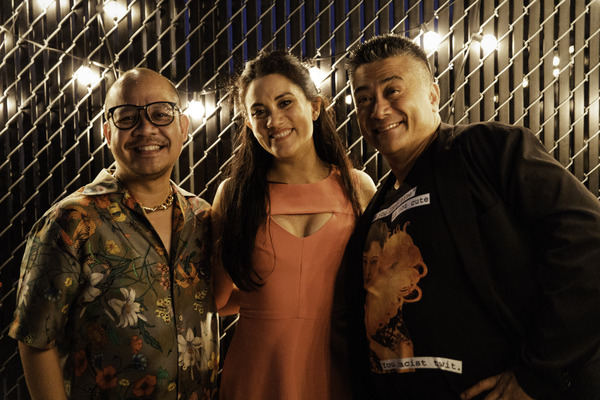 Photos: Inside the Wrap Party For CollaborAzian's A GENTLEMAN'S GUIDE TO LOVE AND MURDER