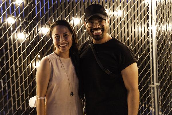Jessica Wu and Rob Laqui Photo