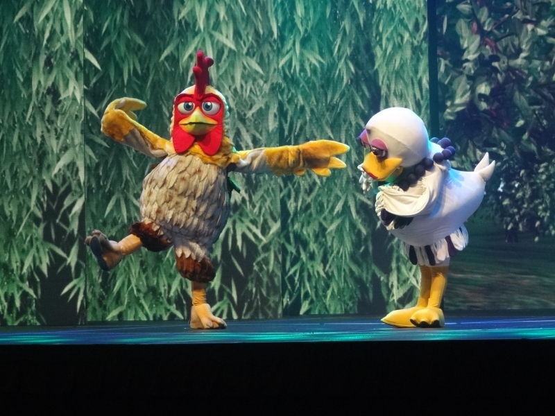 ¡EXACTO!, el nuevo espectáculo de LA GRANJA DE ZENÓN llega a España