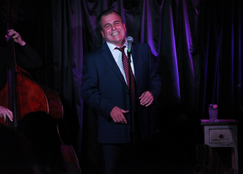 BWW Review: David Sabella Comes Home With a Triumphant PANDEMIC RELIEF at Pangea