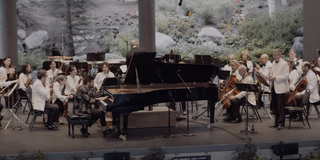 VIDEO: NY Philharmonic Performs Shostakovich Concerto No. 1 for Piano, Trumpet, and String Photo