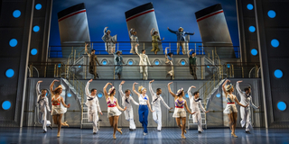 Photos: See New Production Images of ANYTHING GOES Starring Sutton Foster, Robert Lindsay Photo