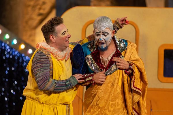 PHOTO FLASH: GOLFUS DE ROMA se estrena en el Festival de Mérida
