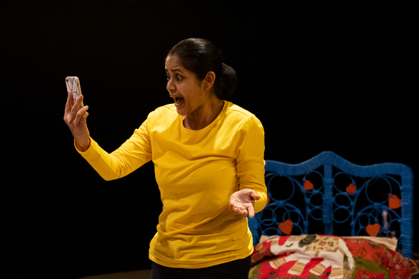 Photos: First Look at MAANIKA AND THE WOLF at the Polka Theatre