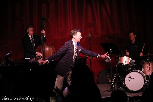 Steve Doyle, Jim Caruso, Daniel Glass Photo