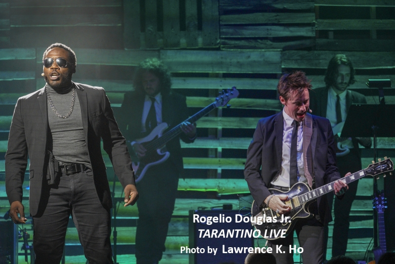 BWW Interview:   Shane Scheel & For The Record Live Ready To Take On TARANTINO & More