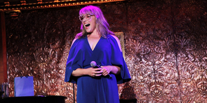 BWW Review: With A BROAD WITH A BROAD BROAD MIND Emily Skinner Brings Absolute Honesty to Photo