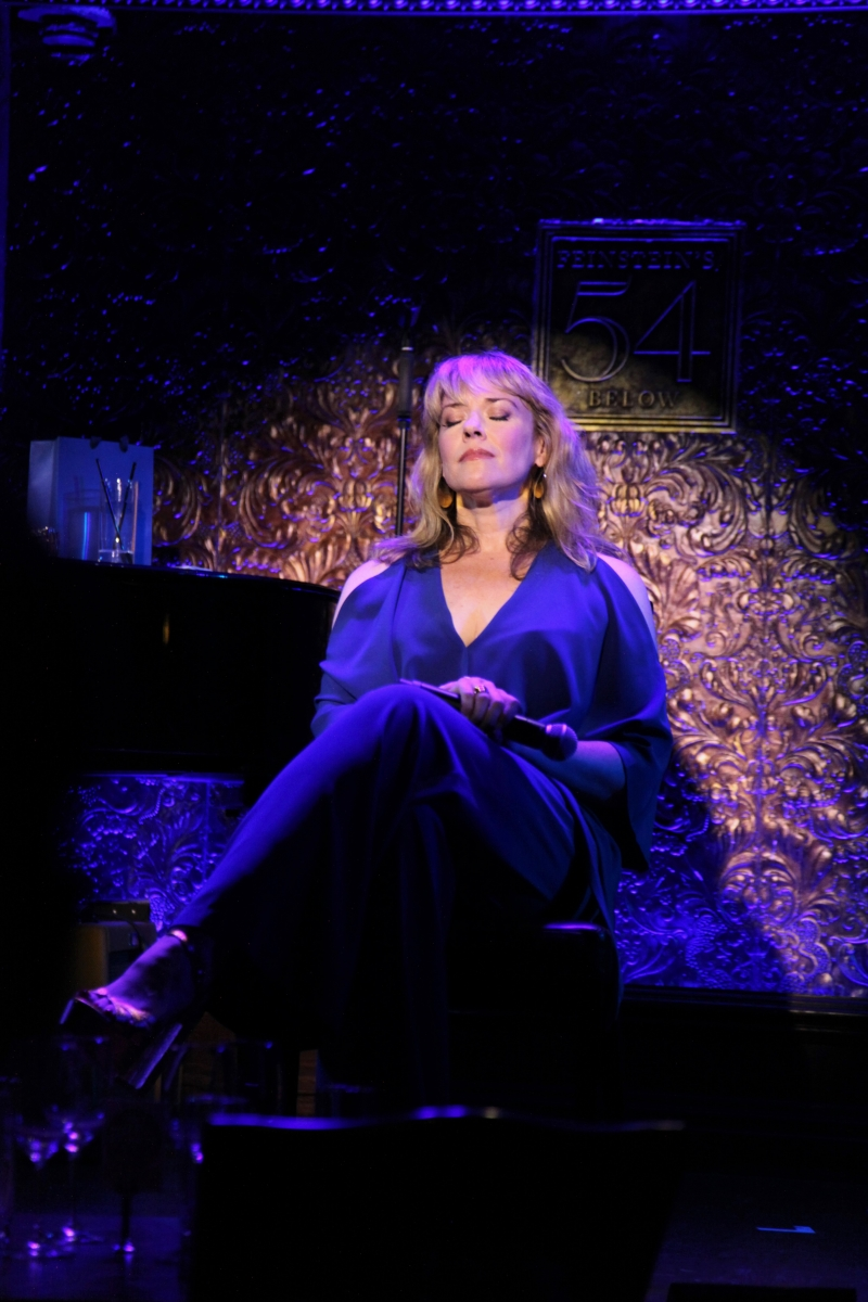 Photo Flash:  Emily Skinner In A BROAD WITH A BROAD BROAD MIND at Feinstein's/54 Below