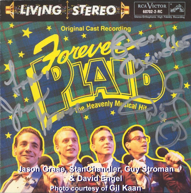 BWW Interview: PLAIDS' David Engel FOREVER Performing in Brotherhood
