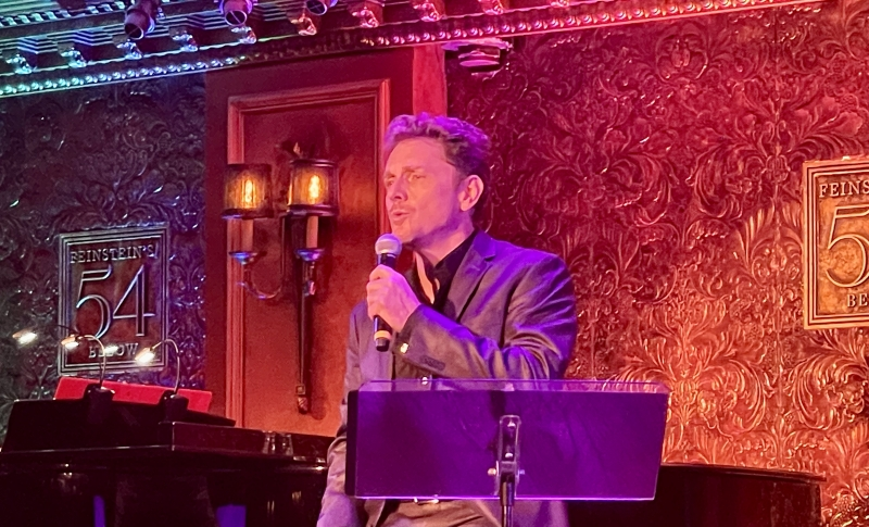 BWW Review: JASON DANIELEY Returns to Live Performances  With REFLECTIONS  at 54 Below