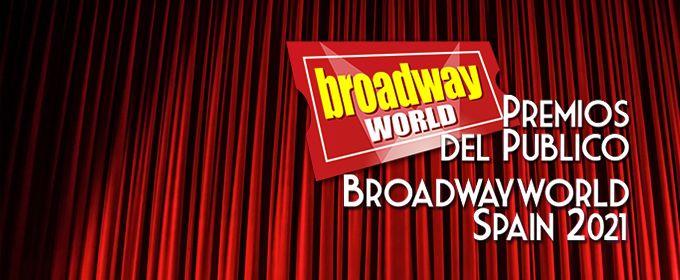 Segunda ronda de votaciones de los Premios del Público BroadwayWorld Spain 2021