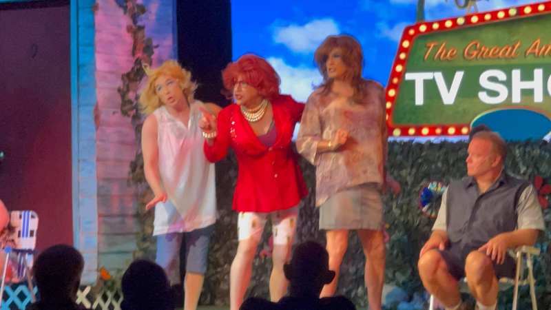 BWW Review: THE GREAT AMERICAN TRAILER PARK MUSICAL at Desert Rose Playhouse