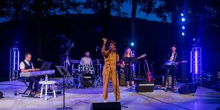 Photos: Ariana DeBose Performs at SHAG Festival Photo