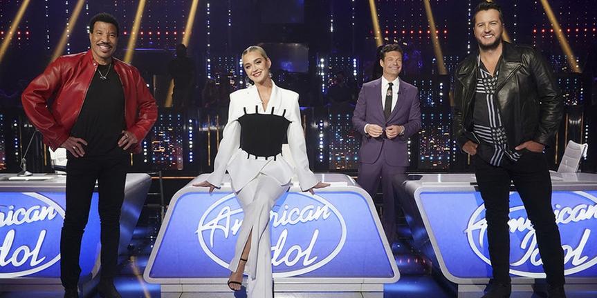 Luke Bryan, Katy Perry and Lionel Richie Return for Season Five of AMERICAN IDOL! Photo