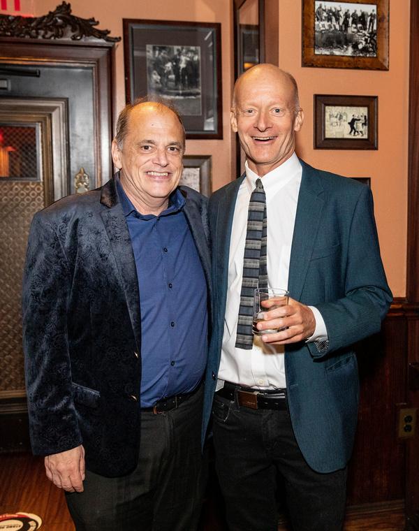 Photos: John Minnock And Dave Liebman Return To Feinstein's/54 Below