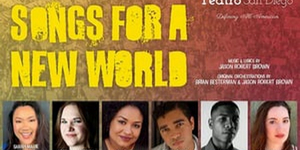 BWW Review: SONGS FOR A NEW WORLD at Teatro San Diego Photo