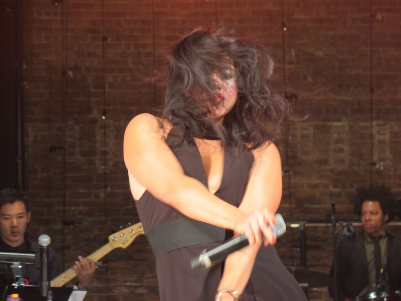 BWW Interview: Maria-Christina Oliveras of THE GLORY OF LOVE at Feinstein's/54 Below August 6th