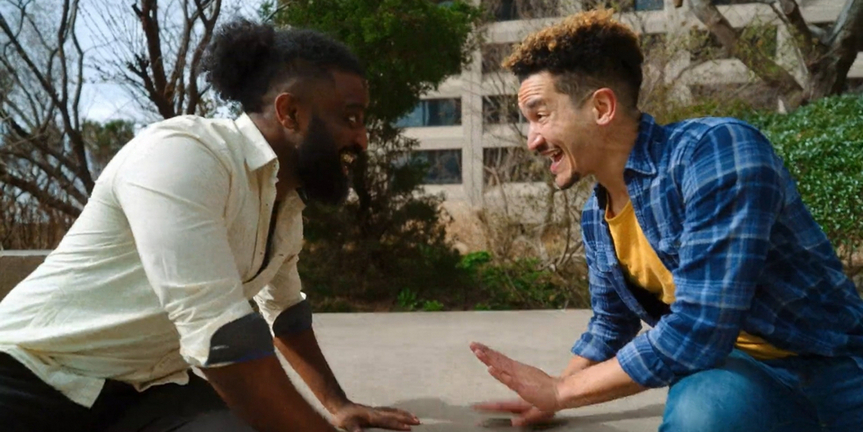 VIDEO: New York City Dancers Perform 'Moses Supposes' in New Short Film Directed by Caleb Photo